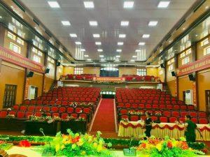 Hội trường vì ban nhân dân huyện Tiên Du tỉnh Bắc Ninh
